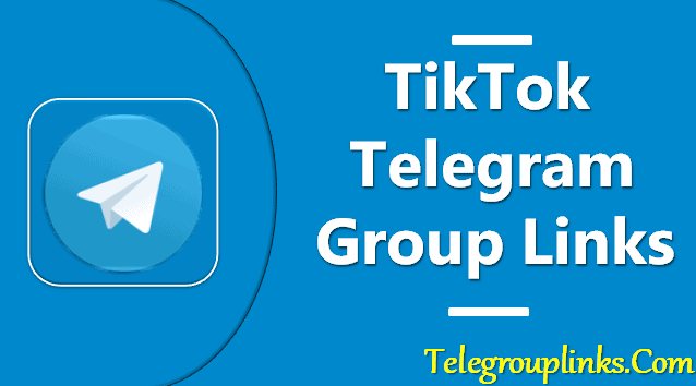 TikTok Telegram Group Links