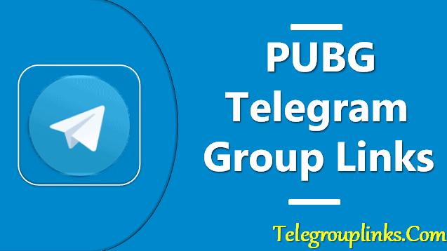 PUBG telegram group links