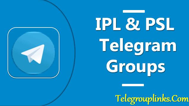 IPL & PSL Telegram Groups