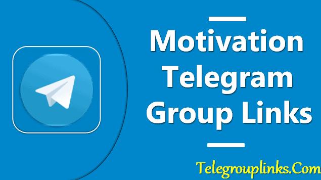 Motivation Telegram Group Links