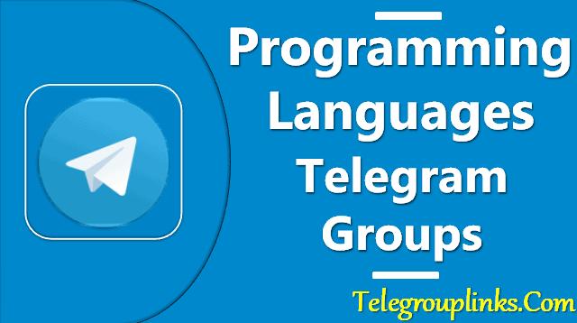 Programming Languages Telegram Groups