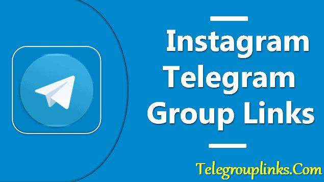 Instagram Telegram Group Links