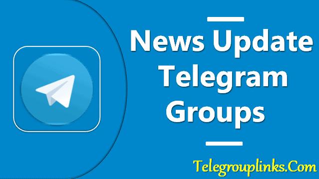 News Update Telegram Groups