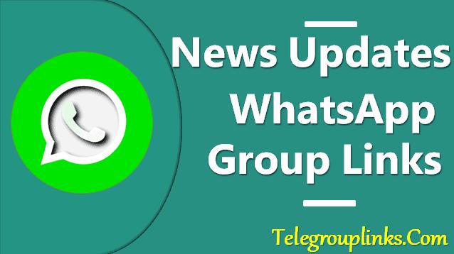 News Updates WhatsApp Group Links