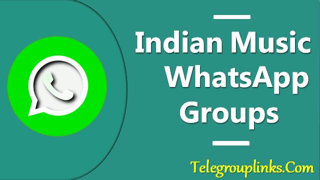 Indian Music WhatsApp Groups