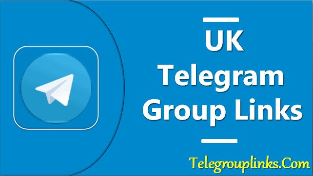UK Telegram Group Links