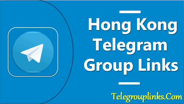 Hong Kong Telegram Group Links