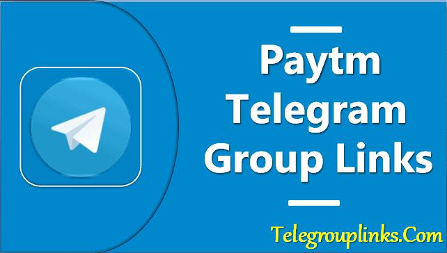 Paytm Telegram Group Links