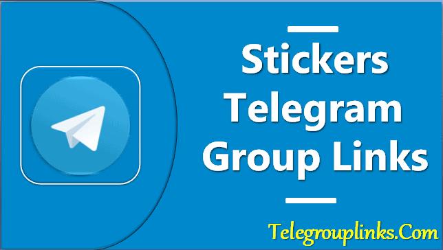 Stickers Telegram Group Links